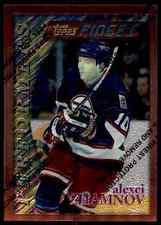 1995-96 Topps Finest Alexei Zhamnov #78