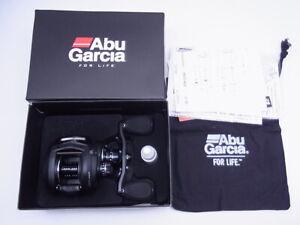 Abu Garcia Ambassadeur Revo MGX 7.1:1 Gear Right Baitcasting Reel EX W/Box