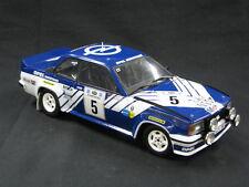 Sun Star Opel Ascona 400 1981 1:18 #5 Kleint / Wanger Acropolis Rally (MCC)