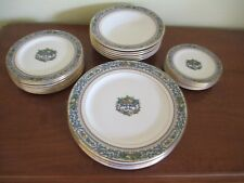 Royal Doulton - England, michael leson, Four Piece Place Setting, Six Sets