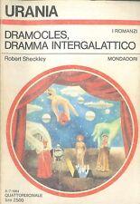 DRAMOCLES, DRAMMA INTERGALATTICO - ROBERT SHECKLEY