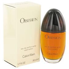 Obsession Perfume By CALVIN KLEIN FOR WOMEN 1.7 oz Eau De Parfum Spray 400050