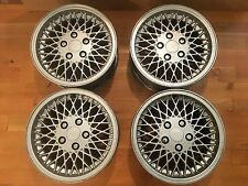 "Volvo 240 Classic Scorpius X 14"" Alloy Wheel Set 4 Rare Coupe 242 244 245 260"