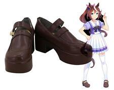 Pretty Derby Tokai Teio Cosplay Kostüme Costume Schuhe Shoes Anime Manga
