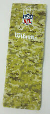 DALLAS COWBOYS SALUTE TO SERVICE GAME ISSUED TOWEL WILSON NFL FOOTBALL CAMO NEW