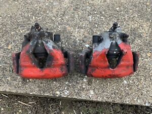 AUDI TT MK1 8N 312MM FRONT BRAKE CALIPERS AND CARRIERS