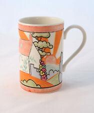 Dunoon Stoneware Mug 'Art Deco' by Jane Brookshaw - Coffee or Tea Cup Scotland