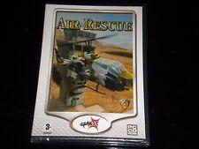 Pc cd-rom jeu air rescue-new & sealed - 2006 grabit
