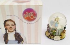 More details for boxed san francisco music box co wizard of oz snowglobe no place like home #907