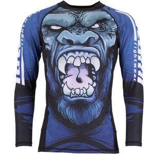 Tatami Gorilla Smash Long Sleeve BJJ Rashguard