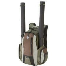 Wychwood Game Fishing Rucksack / Backpack - Tackle Bag With Rod Holders