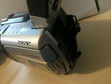 Sony Handycam Dcr-Trv340 Camcorder - Black/Silver (Us region)