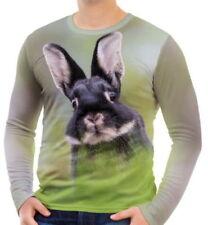 Markenlose Kaninchen Herren-T-Shirts