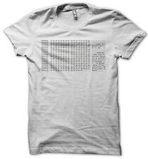 Genesis Block Bitcoin Jan 2009 Bailout Men's T-Shirt S-XXXL