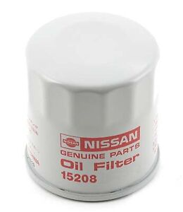 Genuine Nissan Oil Filter 15208-65F0E