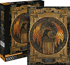 Fantastic Beasts and Where To Find Them Macusa Logo 1000 Piece Jigsaw Puzzle New