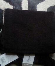 pair of black eygptian cotton towels
