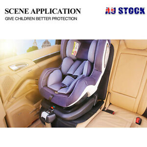 Waterproof Car Seat Protector Non-Slip Child Safety Mat Cushion Cover Best AUS