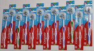 Colgate Toothbrush Extra Clean Full Head MEDIUM  #97 Brushes 12 pcs NEW