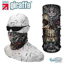 G291 Cyborg Maschera Balaclava Bandana Collo Tubo Sciarpa basso di lenza Più Caldo Copricapo