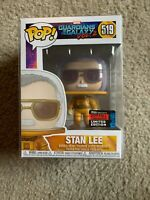Funko Pop! Stan Lee Marvel GOTG VOL 2 #519 NYCC 2019 Guardians of the Galaxy
