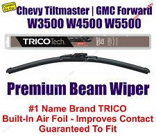 Wiper (Qty 1) Premium Beam Blade 1995-2010 GMC Forward W3500 W4500 W5500 - 19200