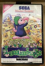 Lemmings (Sega Master System, 1991)