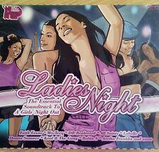 NEW SEALED - LADIES NIGHT - Pop Music 2x CD Album - All Saints Mis-Teeq Robin S