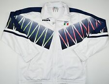1994 ITALY DIADORA FOOTBALL JACKET (SIZE XL)