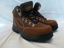 Thom McAn INSULATED NUBUCK BROWN SNOW HUNTING FISHING HIKING MENS BOOTS 6M $135