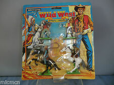 "VINTAGE BRITAINS MODEL No.7506 "" WILD WEST"" COWBOYS & INDIANS   VN MOC"