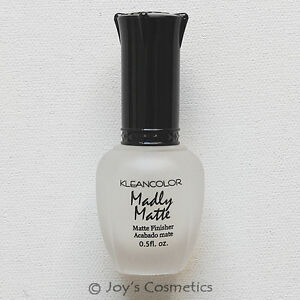 """1 KLEANCOLOR Nail Lacquer (polish) """"Madly Matte - MM90"""" Joy's cosmetics"""