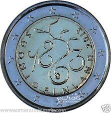 Pièce 2 euros commémorative FINLANDE 2013 - 150ème anniv. du Parlement - UNC