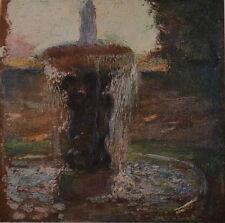 Dans Le Parc De St. Cloud by Gaston La Touche. Color Plate. The Studio, 1913.