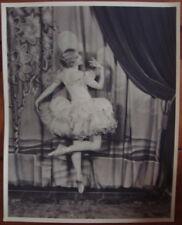 MARIA GAMBARELLI NY EDWARD O BAGLEY BALLET STAR PHOTO