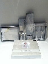 Brand New Wedding Guest book Set+Bonus wedding album