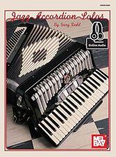 Jazz Accordion Solos (Book + Online Audio) by Gary Dahl