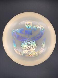 New Discmania Color Glow C-Line FD - Nate Perkins Night Strike 2 - Peach - 175g