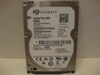 *NEW* Seagate Laptop Thin 500GB 7200 RPM 2.5 Hard Drive ST500LM021