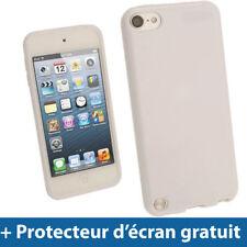 Étuis, housses et coques blancs iPod Touch pour lecteur MP3