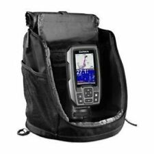 "Garmin STRIKER 4 Portable Bundle 3.5"" CHIRP Fishfinder W/ GPS & Kit 010-01550-10"
