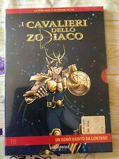 DVD N°18 I CAVALIERI DELLO ZODIACO - UN DONO GIUNTO DA LONTANO -  NUOVO