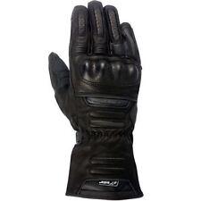 Gants thermiques tout en cuir pour motocyclette