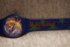 Oh! My Goddess ( Ah My Goddess ) Wrist Watch Plastic Band Unused 9.5 Inches