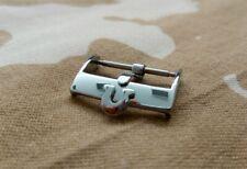 18mm fibbia orologio Omega watch buckle hebilla reloj uhr schnalle boucle