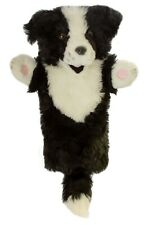 Long Sleeved Glove Puppets - Border Collie