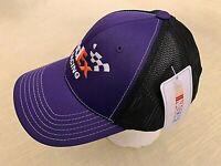 FedEx Racing Denny Hamlin CREW 11 Baseball Cap Hat NASCAR Chase Authentic NWT