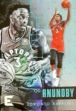 2017-18 Panini Essentials Platinum #31 OG Anunoby RC Rookie
