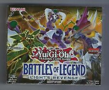 Yu-Gi-Oh Battle Of Legend Light's Revenge Booster Box