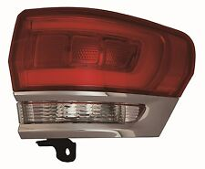 FITS JEEP GRAND CHEROKEE 2014-2015 RIGHT PASSENGER TAIL LIGHT TAILLIGHT LAMP